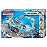 Meccano - Jeu de construction - 15 Modèles