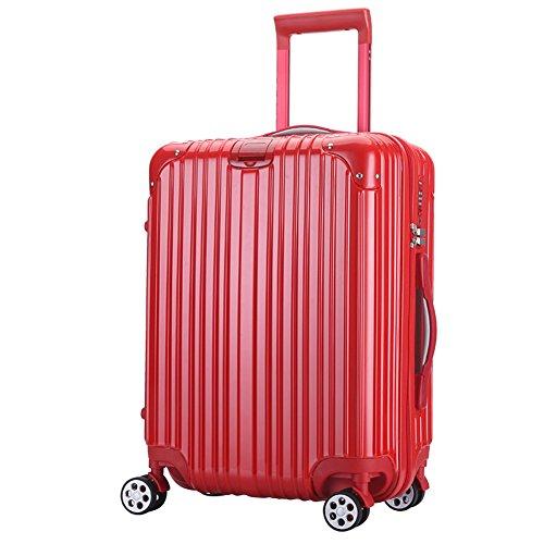 117aaa6c7920e SXMAN Rose Gold Trolley Fall Board Universal Radzierblende Gepäck Passwort  Travel Bags 50