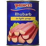 Princes Ruibarbo En Almíbar Ligero (540g)