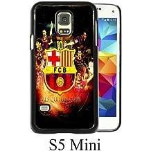 Fc Barcelona 2 Black Samsung Galaxy S5 Mini Shell Case,Fashion Cover