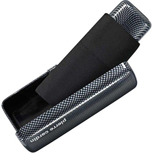 Minischirm Pierre Cardin Noire mybrella carbon