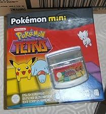 Brand New Nnintendo Pokémon Mini Shake Tetris Not Sealed