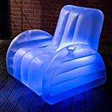 Starlite Presidente Luna ~ inflable silla LED con control remoto