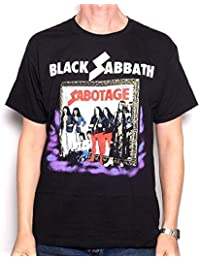 Black Sabbath Sabotage Vintage T-Shirt