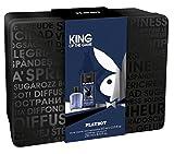 Playboy King of the Game Herren Geschenkset