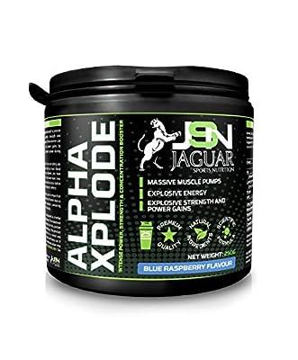 JSN Alpha Xplode (250g) *ENERGY PUMP* *PRE WORKOUT* from Suppleform