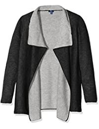 Tom Tailor Doubleface Indoor Cardigan, Gilet Femme