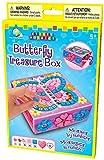 Orb Factory 620060 - Sticky Mosaics Butterfly Treasure Box