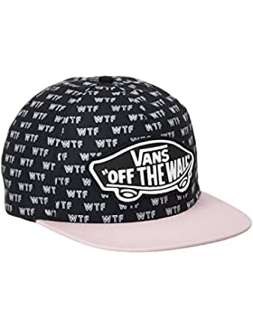 Vans Flipside Hat, Gorra de Béisbol para Mujer