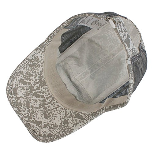 Kenmont filles garçons casquette de camionneur sportive légère casquette de baseball Blanc