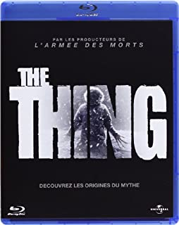 The Thing [Blu-ray] (B007JVS4ZQ) | Amazon price tracker / tracking, Amazon price history charts, Amazon price watches, Amazon price drop alerts