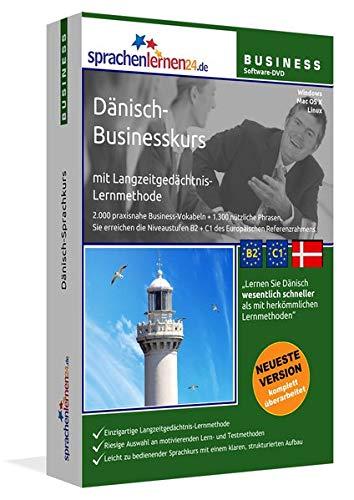 Dänisch-Businesskurs, DVD-ROMDänisch-Sprachkurs mit Langzeitgedächtnis-Lernmethode. Niveau B2/C1....