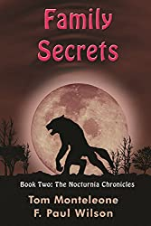 Family Secrets (The Nocturnia Chronicles Book 2)