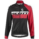 Scott RC AS WP Damen Winter Fahrrad Jacke schwarz