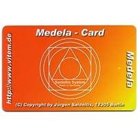Saldeitis Medela-Card (Schwingungsträger - Frequenzkarten) preisvergleich bei billige-tabletten.eu