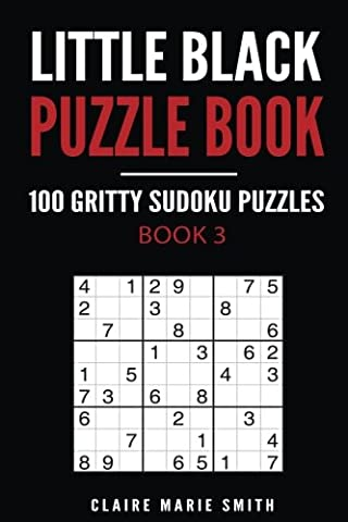 Little Black Puzzle Book: 100 Gritty Sudoku Puzzles