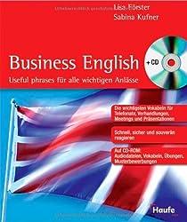 Business English: Useful phrases für alle wichtigen Anlässe