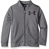 Under Armour Pennant - Chaqueta para niño (Talla 2.0), Niños, 1322139-040, Graphite/Black, Junior L