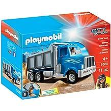 PLAYMOBIL Dump Truck Playset