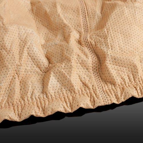 Preisvergleich Produktbild softgarage 3-lagig beige indoor outdoor atmungsaktiv wasserabweisend car cover