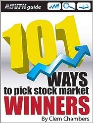 ADVFN Guide: 101 Ways to Pick Stock Market Winners (English Edition)