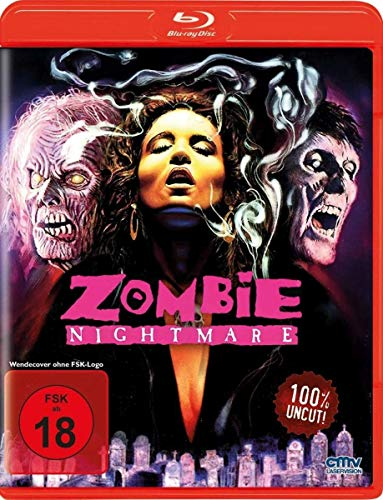 Zombie Nightmare - Uncut [Blu-ray]