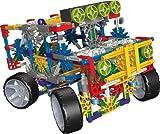 K'NEX 33123T - Building set - 4-Rad antrieb Truck - 313 Pieces - 7+ - Bau- und Konstruktionsspielzeug