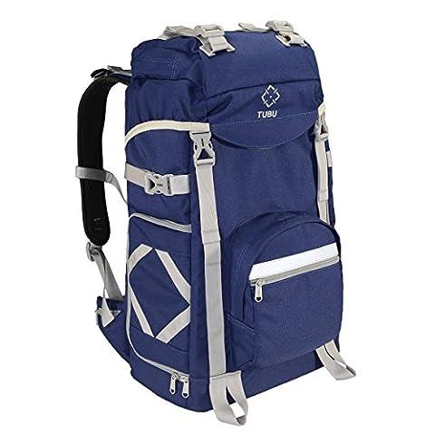 TUBU Outdoor Hiker Trekking Accès rapide Sac à dos pour Caméra SLR/DSLR incl. Housse anti-pluie