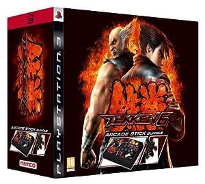 Tekken 6 - édition limitée (Jeu + Stick Arcade + Artbook)