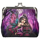 Coin Purse Lolita Fairy by Little Shadows- Nemesis Now Gothic Fantasy Witch Magic Magical Mystical Spiritual Wicca Wiccan Cash Money