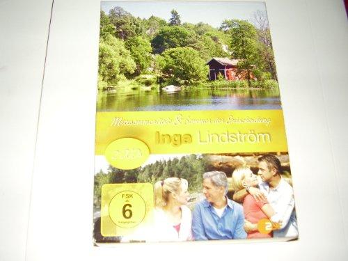 Preisvergleich Produktbild Inga Lindström : Mittsommerliebe und Sommer der Entscheidung / Doppel DVD Box
