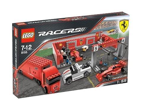 Lego Racers 8155 - Tiny Turbo Ferrari F1