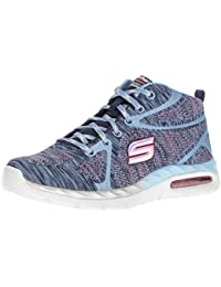 Skechers Mädchen Air-Appeal-Breezin' By Hohe Sneakers