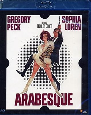 Arabeske / Arabesque (1966) ( ) [ Italienische Import ] (Blu-Ray)