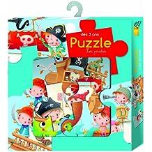 Ma Boite a Jeux : Puzzle les Pirates - Dès 3 ans