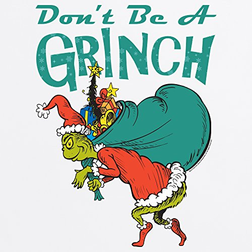 Official The Grinch Don't Be A Grinch T-Shirt, Damen Wei