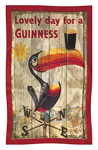 nostalgic-guinness-cotton-t-towel-with-toucan-on-weathervane-design