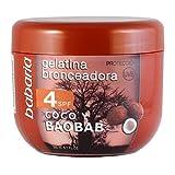 Babaria Gelatina Baobab Gel Abbronzante, SPF 4-200 ml