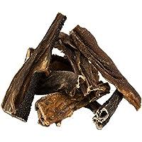 5 kg Rinderpansen getrockneter Pansen Blättermagen vom Rind Hundefutter Kausnack