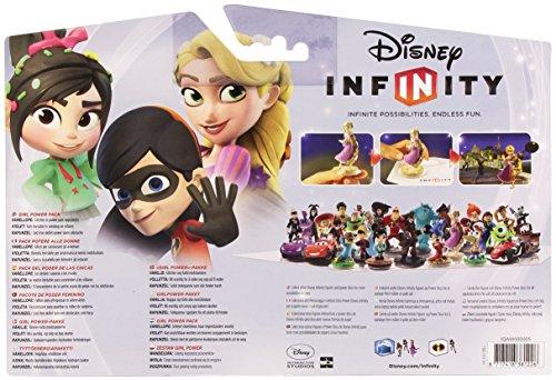 Disney INFINITY Triple Pack: Girls Spielzeug Hybrid - 2