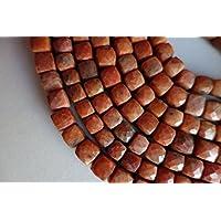 3f76996ee393 Amazon.es  piedra jaspe rojo - Surtidos de abalorios   Fabricación ...