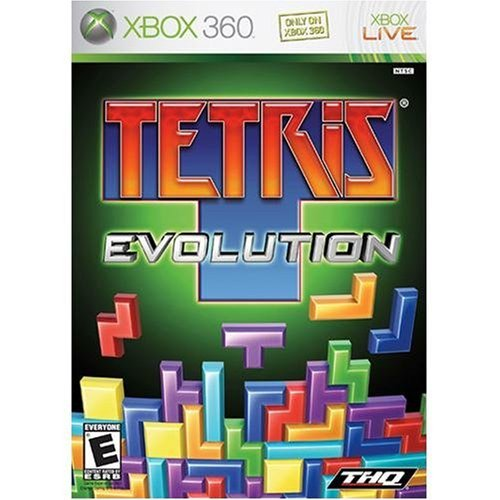 Tetris Evolution - Xbox 360 by - 360 Spiele Xbox Tetris