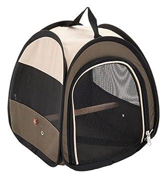 Cage à oiseaux de transport pliable pratique sans Fly oiseaux Transporteur?Très pratique Car pliable?Fabriqué à partir de tiges en plastique Cadre robuste?Assure une ventilation adéquate