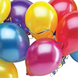 Tiger 50045 Metallic Plain Large Balloon...