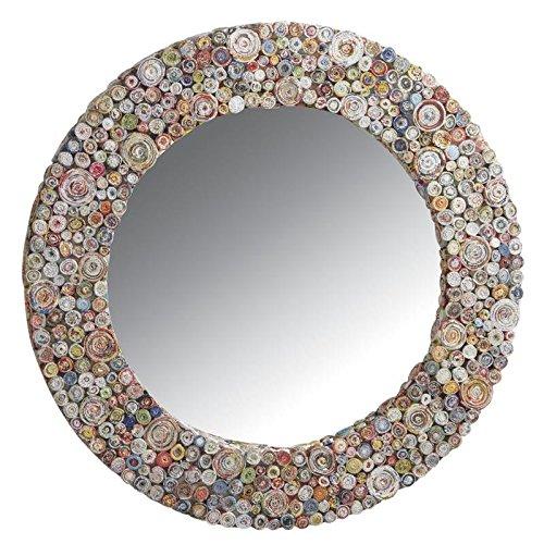 Espejo-redondo-de-papel-reciclado