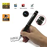 Spy Cam Camouflage Full HD Spy Camera Monitor Mini DV Camera Portable Pen