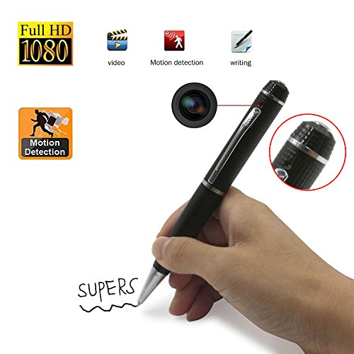 Laing Spy Camera Pen Camouflage Full HD...