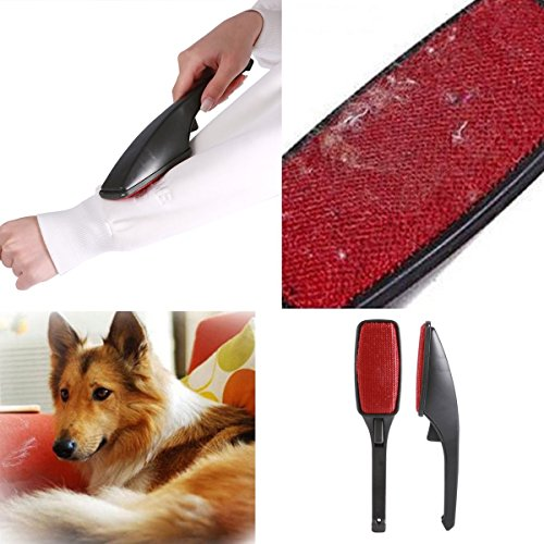gugutogo-static-brush-clothes-pinceau-magique-dint-brosse-pet-hair-remover-vetements-tissu-nettoyage
