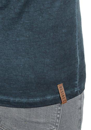 DESIRES Karolina Damen T-Shirt Kurzarm Shirt Rundhalsausschnitt Aus 100% Baumwolle Insignia Blue (1991)