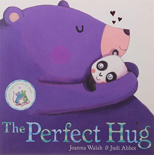 The Perfect Hug por Joanna Walsh